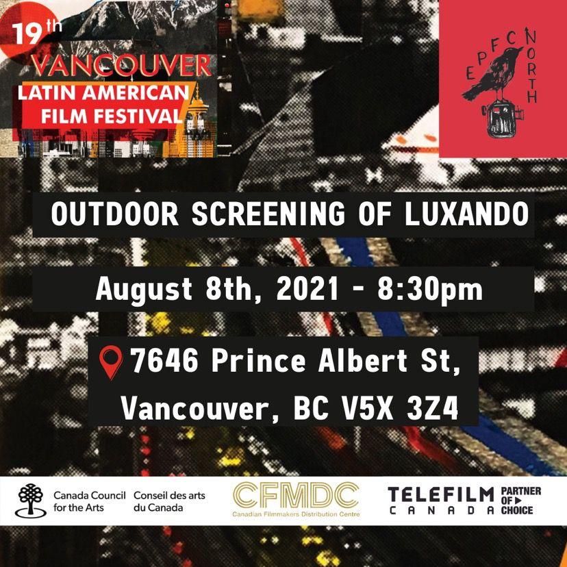 Luxando – Outdoor Screening