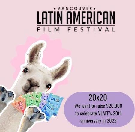 Llama asking for donations